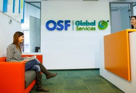 OSF Global, din Palas Iasi: Sediul unde gasesti printre birouri jocuri de puzzle sau boardgames, iar angajatii pot sa coloreze