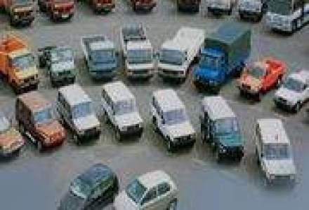 Inmatricularile de vehicule comerciale in Romania au crescut in cu 20,89%