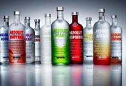 Pernod Ricard a cumparat producatorul Absolut pentru 5,63 mld. euro