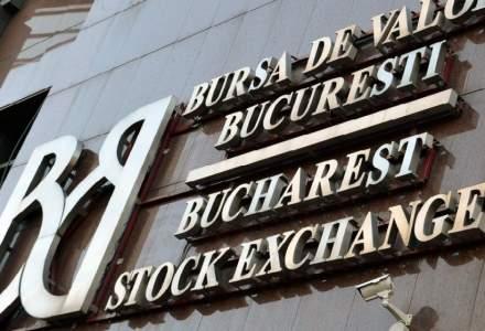 Valoarea companiilor listate pe piata reglementata a Bursei de Valori Bucuresti a ajuns la 164,68 mld. de lei saptamana aceasta
