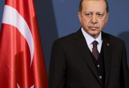 """Presedintele turc, Erdogan, nu accepta victoria opozitiei pentru """"doar 13.000 de voturi"""""""