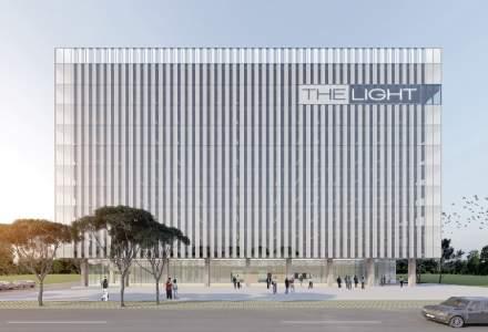 The Light One Office Building va gazdui cel mai avansat ecran LED din Romania