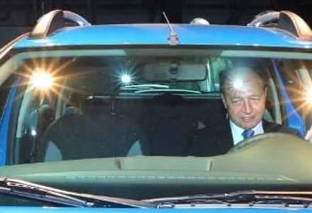 Basescu: Sper ca Dacia sa devina masina Africii