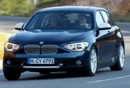 BMW Seria 1 este disponibil din noiembrie cu xDrive