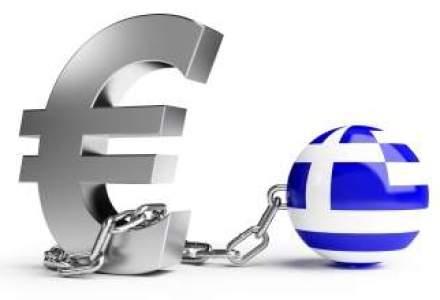 PIB-ul Greciei a scazut cu 7,2% in T3. Stergerea partiala a datoriilor nu este de dorit