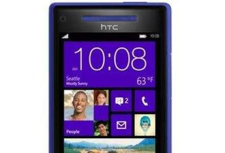 Orange pune in vanzare HTC Windows Phone 8X. Urmeaza si HTC Windows Phone 8S