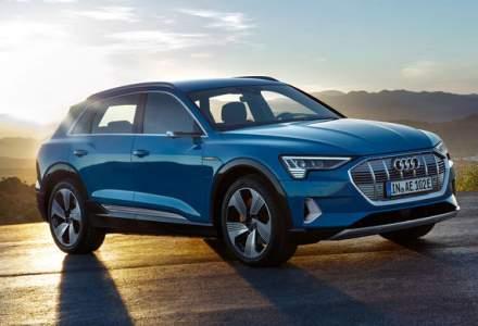 Audi ofera primele detalii despre vanzarile lui e-tron: peste 600 de unitati in Norvegia si aproape 500 de unitati in Germania in martie