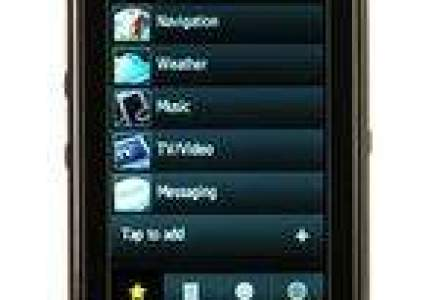 iPhone-ul are un nou concurent pe piata: Samsung Instinct