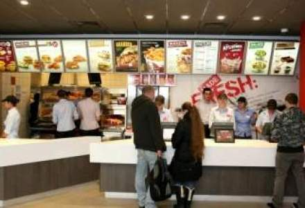 KFC deschide primul restaurant drive thru in Bucuresti, investitie de 700.000 euro