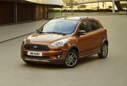 Ford Ka+ ar putea fi eliminat din gama la sfarsitul anului: hatchback-ul are vanzri foarte mici in Europa