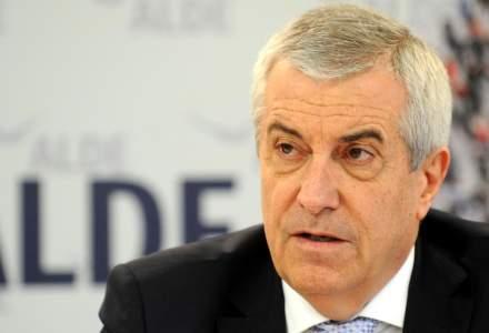 Calin Popescu Tariceanu: Avem pe lista oameni foarte valorosi; au acest profil indiscutabil - de liberali