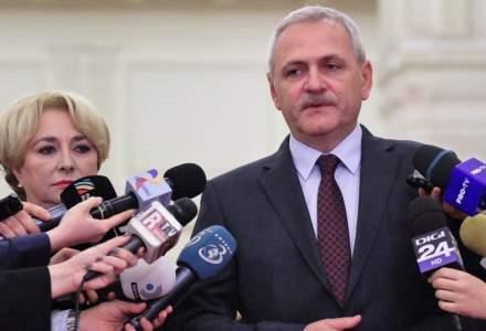 Tensiuni intre Liviu Dragnea si premierul Viorica Dancila: OUG pe Codurile penale trebuie adoptata pana la 20 mai