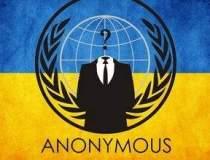 Anonymous anunta ca a blocat...