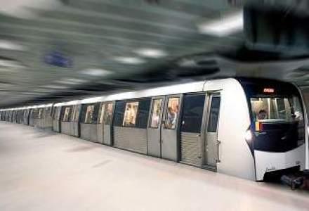 Metroul din Bucuresti implineste 33 de ani