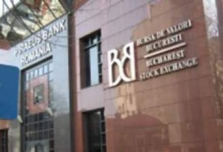 Bursa a crescut, pe un rulaj salvat de 2 tranzactii cu actiuni Ropharma