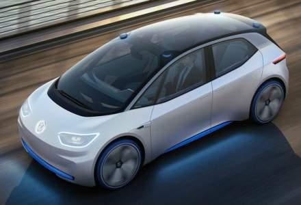 Incep comenzile in Romania pentru noul model electric Volkswagen ID. Avansul este de 1.000 euro