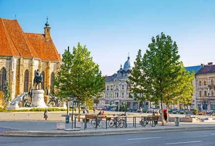 Cele mai active orase din Romania in domeniul IT