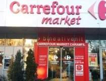 Carrefour deschide un magazin...