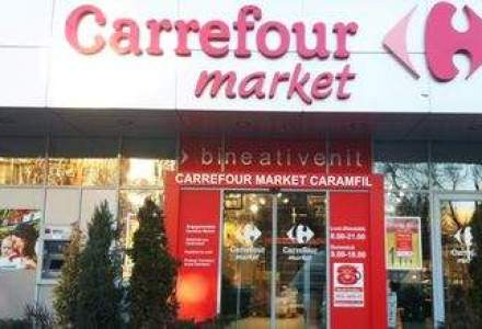 Carrefour deschide un magazin in Dorobanti