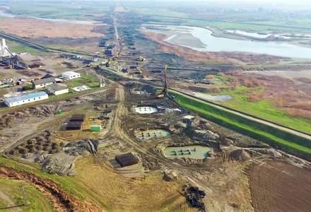 Asociatia Pro Infrastructura a publicat primele imagini cu Centura Bacau si primii 16 km de autostrada din Moldova