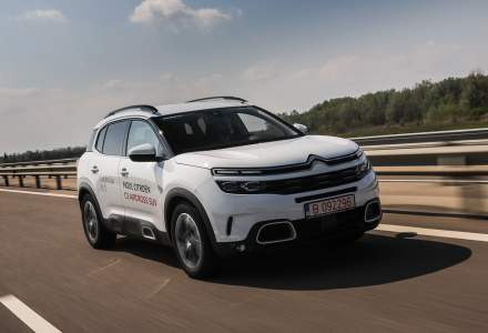 Test drive cu SUV-ul Citroen C5 Aircross: francezii lanseaza un rival spatios in segment