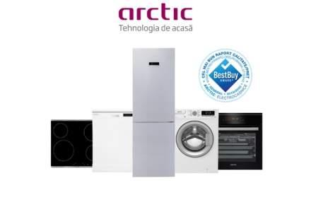 (P) Arctic a fost votat drept brandul de electrocasnice ce ofera cel mai bun raport calitate-pret