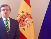 Ambasador Spania catre...