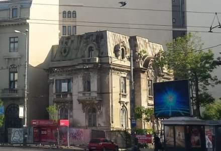 ASE a lansat licitatia pentru restaurarea casei Nanu-Muscel din Piata Romana si constructia cladirii cu 6 etaje