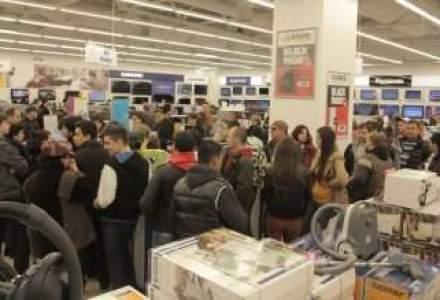 Black Friday in primele ore la Flanco: Vanzarile au fost de 30 de ori mai mari decat intr-o zi obisnuita