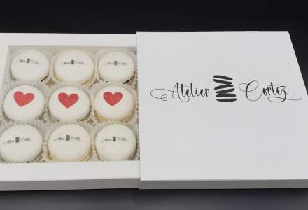 Atelier Cortez, o afacere cu macarons gandita pentru companiile din Romania
