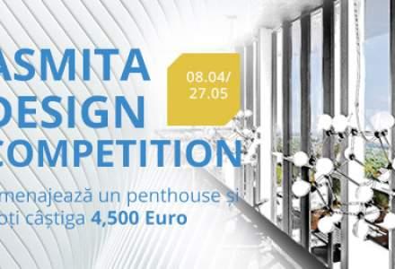 (P) Asmita Gardens premiaza talentul si originalitatea cu 4.500 Euro in concursul de design interior al anului