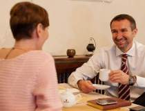 (P) Pranz cu Iordache, seful...