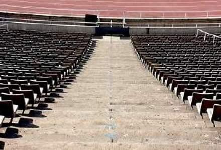 Stadionul lui Chelu va fi executat silit de Fisc