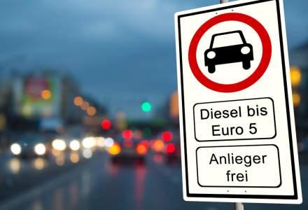 Mai multe orase germane au interzis circulatia masinilor diesel Euro 4 anul acesta. La jumatatea anului ar putea muta interdictia la Euro 5