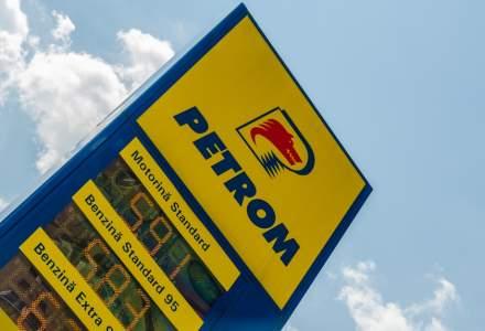 Petrom marcheaza profit mai mare cu 35% in T1, pe fondul cresterii pretului la petrol