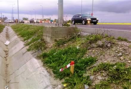 Primele semne de activitate pe autostrada A0 Sud, noua centura a Capitalei