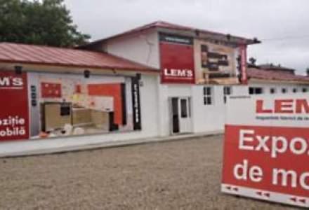 Producatorul de mobila Lemet a deschis cinci magazine