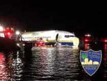 [Video] Un Boeing 737 a iesit...