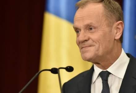 Donald Tusk avertizeaza asupra pericolelor setei de putere a marilor state membre UE
