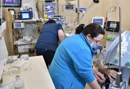 Sectia ATI a Spitalului Judetean din Drobeta Turnu Severin, inchisa din cauza infectiilor. Patru oameni au murit