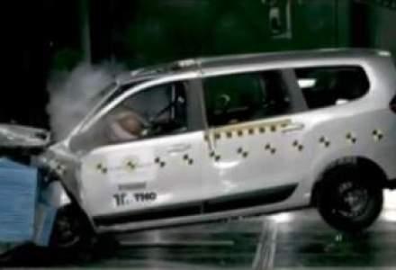 TOP: 15 masini testate de Euro NCAP. Vorbe dure pentru Dacia Lodgy