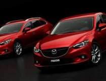 Noua Mazda6 ajunge in...