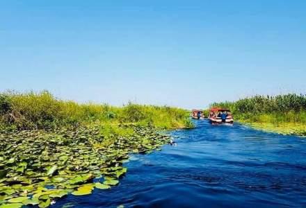 11.000 de turisti si-au petrecut vacanta de Paste si 1 Mai in Delta Dunarii si Dobrogea de Nord