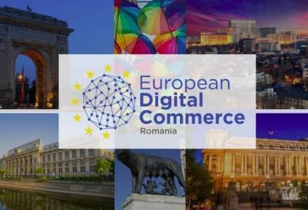 Prima editie a unui eveniment major de retail: European Digital Commerce