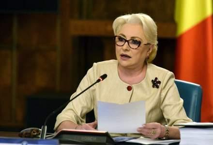 """Viorica Dancila vrea """"amnistie fiscala"""" pentru o parte dintre romanii care au datorii la sanatate inregistrate intre 2014-2017"""