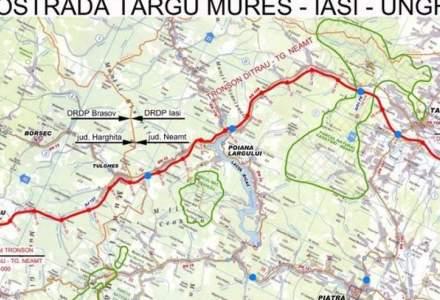 Ministrul Transporturilor a semnat revizuirea studiului de fezabilitate pentru un segment din Autostrada Unirii