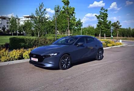 Test drive cu Mazda3 si noul propulsor 1.8 litri Skyactiv-D