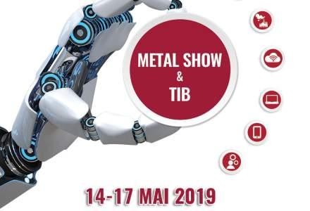 (P) Marti incepe METAL SHOW & TIB la Romexpo!