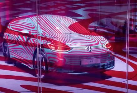 Peste 10.000 de masini electrice VW ID.3 au fost deja pre-rezervate