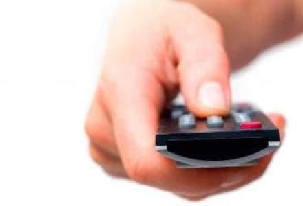 ANCOM: Numarul de abonati TV a crescut cu 2,9% in primele sase luni, la 5,92 milioane